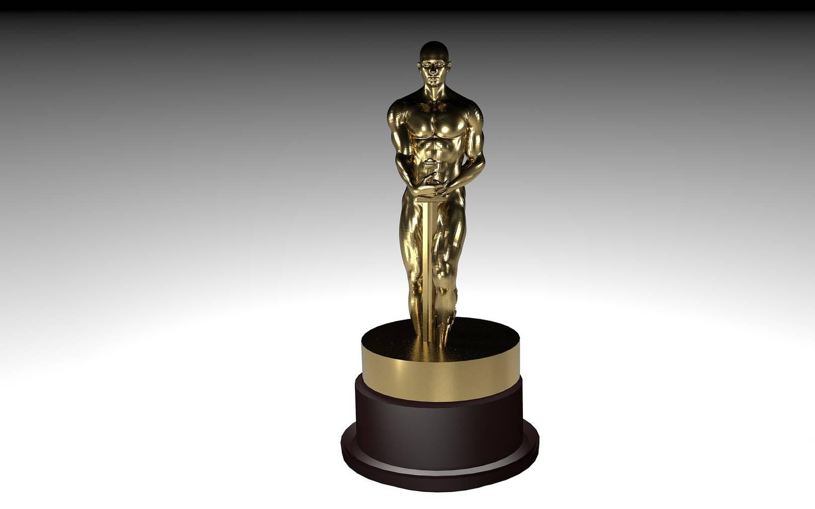 Die begehrte Oscar-Figur.