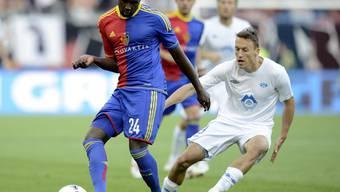 Cabral verlässt den FC Basel per Ende Saison.