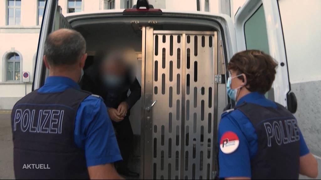 Mordprozess Gerlafingen: 10 Jahre Gefängnis für den Angeklagten
