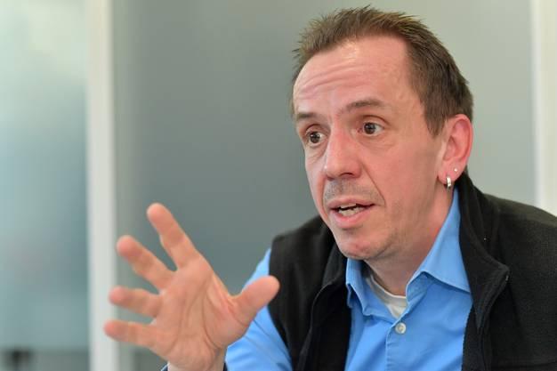 Andreas Heller, Gemeindepräsident Hägendorf