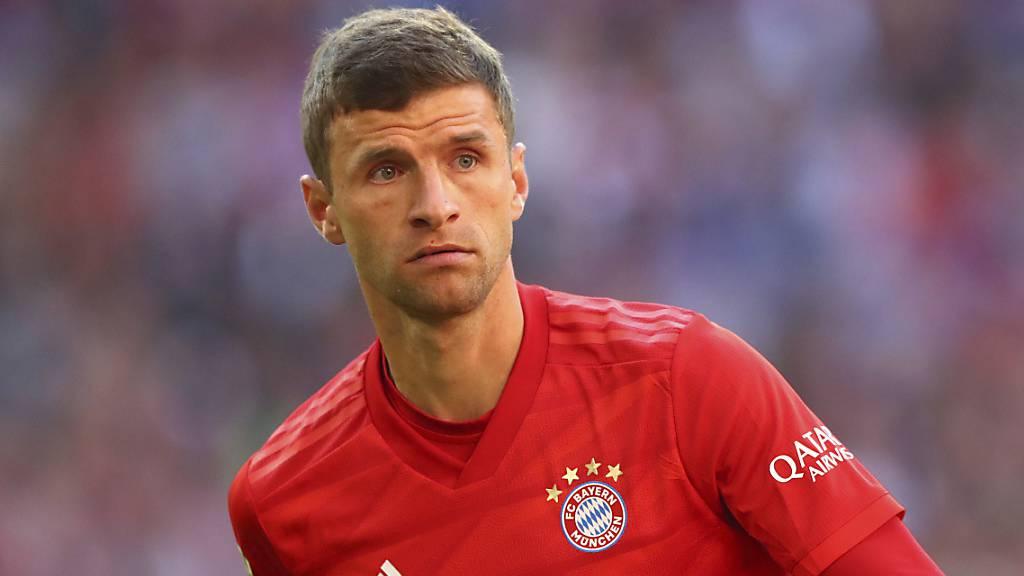 Müller könnte die Bayern im Winter verlassen