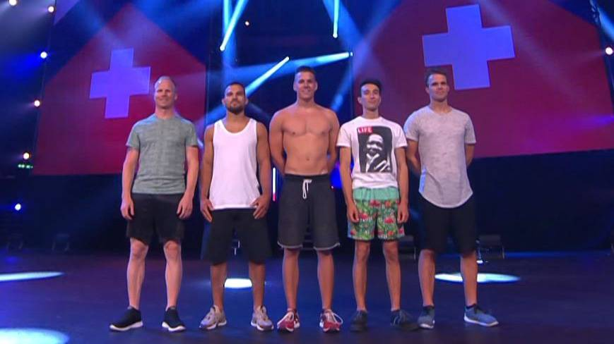 Ninja Warrior Switzerland