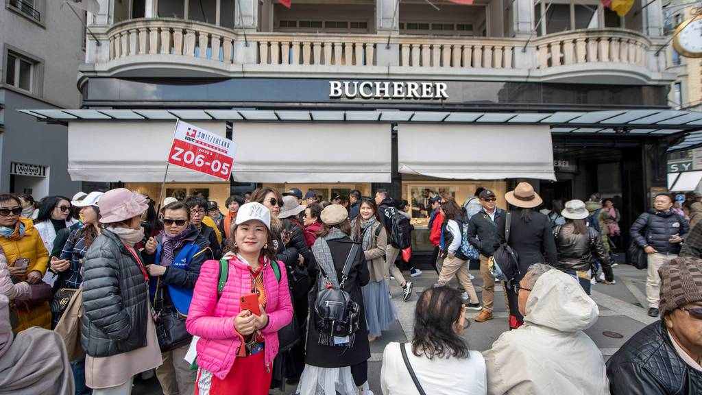 Schweizer Hotellerie verzeichnete im letzten Jahr mehr Logiernächte