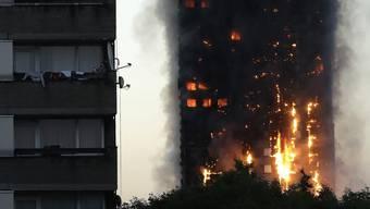 In diesem Londoner Hochhaus brach am frühen Mittwochmorgen ein Brand aus – es ist nicht das erste Mal, das so ein Unglück geschieht.