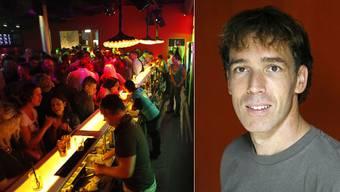 Markus Moerler, Geschäftsführer vom Club «Eleven» will, dass das Nachtleben in der Stadt Solothurn attraktiv bleibt.