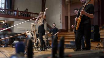 31. Neujahrskonzert der Stadt Solothurn im Konzertsaal.