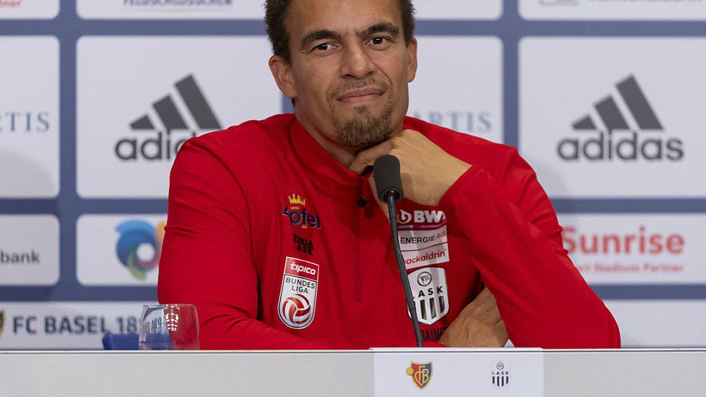Valérien Ismaël bleibt mit Linz auf Erfolgskurs