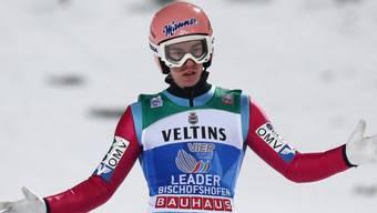 Stefan Kraft Sieger der Vierschanzentournee