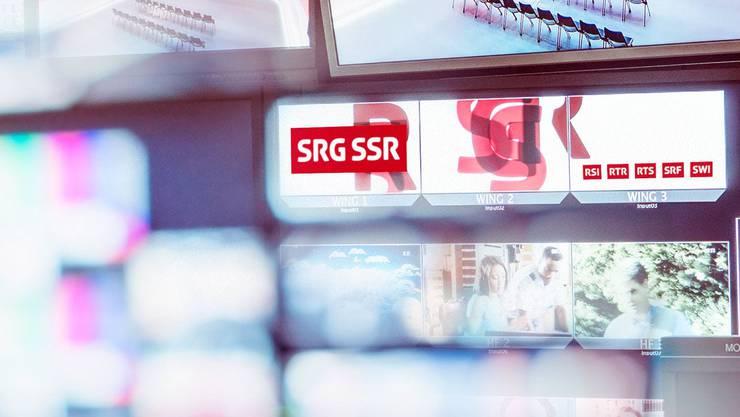 Die SRG strich 2019 74 Vollzeitstellen.