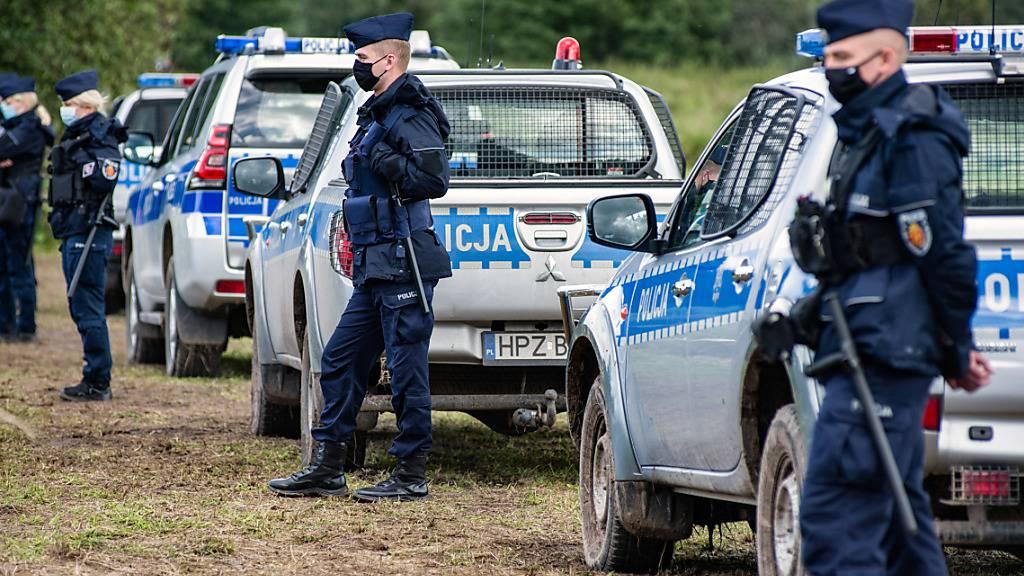 Migranten an Grenze zu Belarus: Polen will Ausnahmezustand verlängern