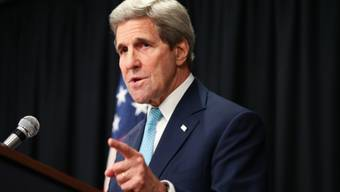 Kerry hatte seinen Russland-Besuch zuvor mehrmals abgesagt (Archiv)