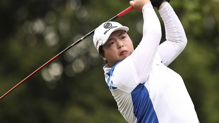 Feng Shanshan ist die neue weltbeste Golferin