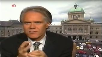 Bundesrat Leuenberger: «Nei chum, das isch doch ez en Scheiss!»