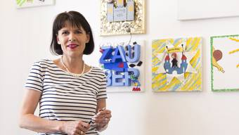 Jeannette Good führt seit 2002 als Geschäftsführerin den Verein ABB-Kinderkrippen – für sie ist klar: «Kinder brauchen für ihre Entwicklung andere Kinder.»