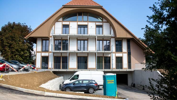 Der Chronehof in Schnottwil