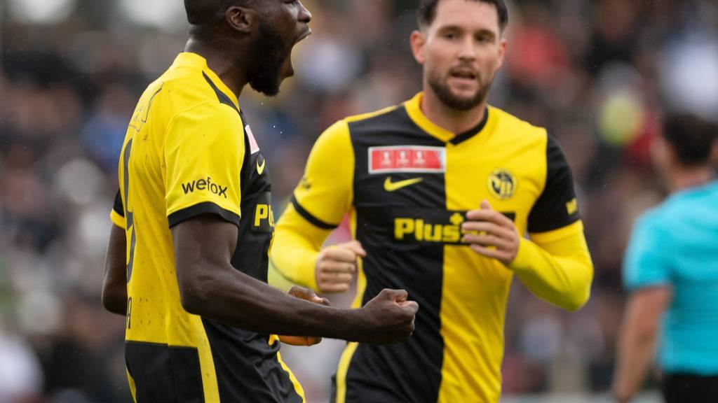 Nach dem Sieg gegen Zweitligist Iliria Solothurn bekommen es die Young Boys nun auswärts mit Lugano zu tun