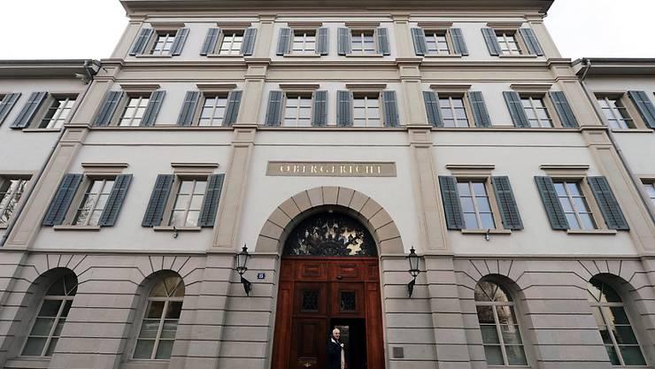 Das Obergericht kam zum Schluss, dass der Fall noch nicht spruchfrei sei und setzte den Angeklagten gegen eine Fluchtkaution auf freien Fuss.. (Archivbild)