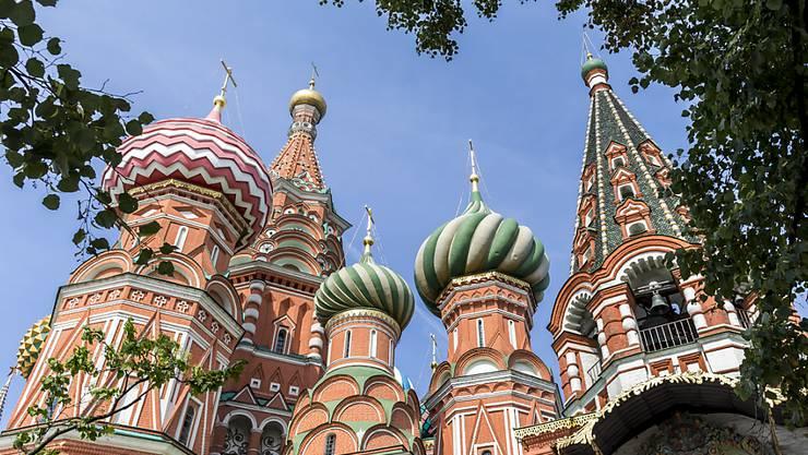 Mit seiner eigenwilligen Reise nach Russland hat sich ein Fedpol-Angestellter um seinen Job gebracht. (Archiv)