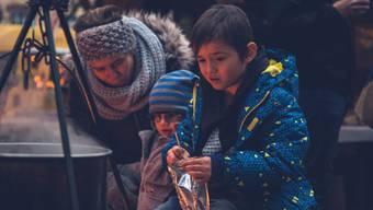 Ein Bild vom Weihnachtsmarkt Grenchen 2018.