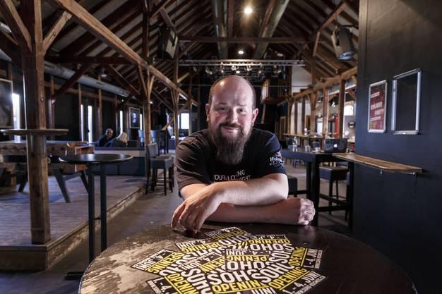 Nils Kurth ist Geschäftsführer des Soho Kosmos: «Das Soho wird nicht prozig, nur stilvoller und qualitativ hochwertiger», sagt er.