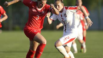 Naomi Mégroz sicherte der Schweiz im ersten von zwei Länderspielen gegen Österreich ein Remis