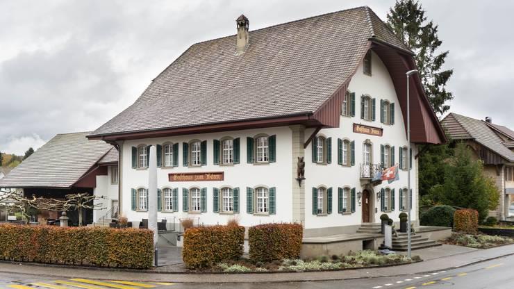 Das Gasthaus Bären in Kölliken.