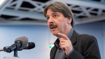 Paul Rechsteiner und sein Gewerkschaftsbund drohen bereits mit den Referendum.