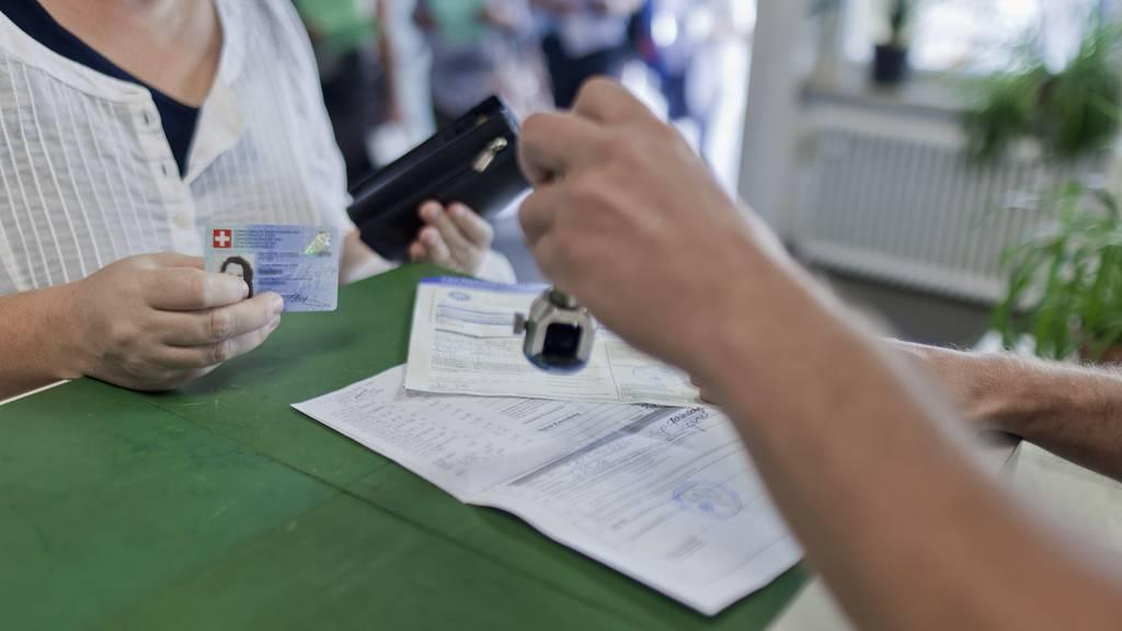 «Die Ausfuhrscheine unter 50 Euro sind deutlich zurückgegangen»