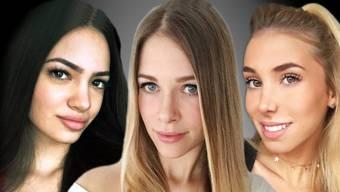 Miss Schweiz Kandidatinnen 2018