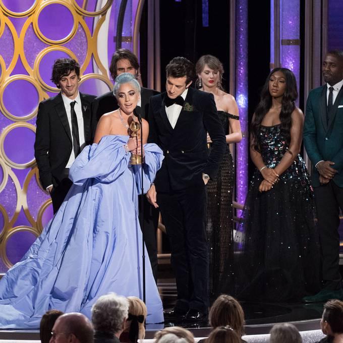 «Bohemian Rhapsody» und «A Star is Born» schneiden bei den Golden Globes glänzend ab
