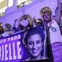 """Frauen in Rio fordern bei einer Demonstration am Weltfrauentag """"Gerechtigkeit für Marielle"""". (Archivbild)"""