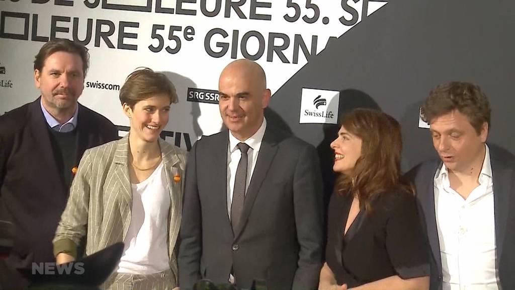 Eröffnung der 55. Solothurner Filmtage