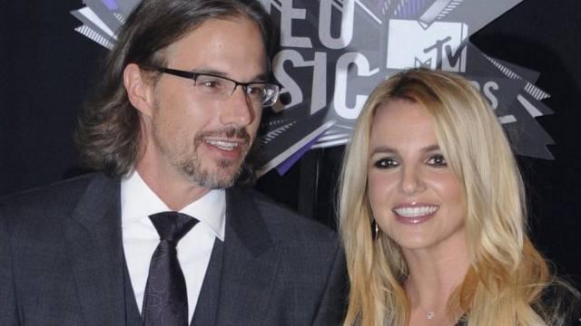 Britney Spears und Jason Trawick in besseren Zeiten (Archiv)