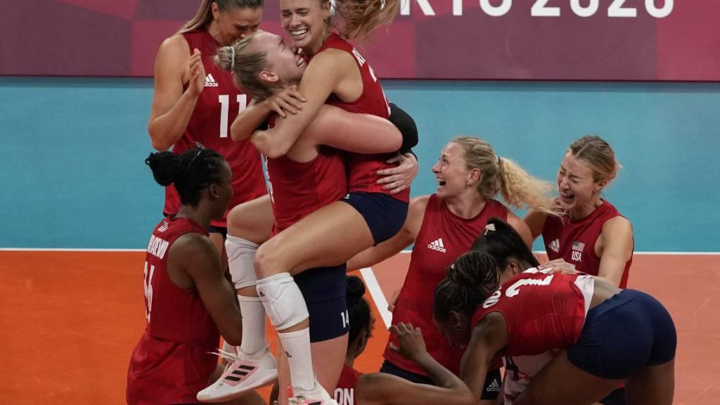 USA krönt sich endlich mit Olympia-Gold