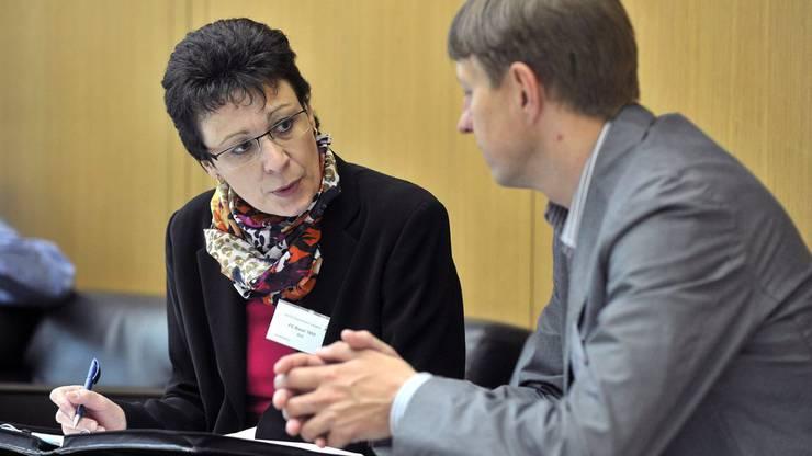 Barbara Bigler, Direktorin Spielbetrieb beim FC Basel.