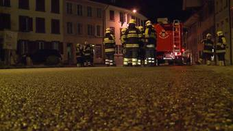 Explosionsgefahr in Aarburg