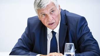 Marc Furrer nach fünf Jahren als VR-Präsident zurückgetreten