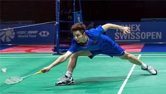 Hoffentlich kann Shi Yuqi nächstes Jahr wieder bei den Swiss Open bestaunt werden.