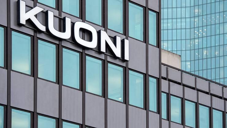Auch einige Filialen von Kuoni werden verschwinden.