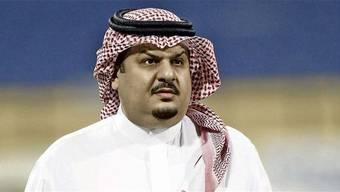Abdulrahman bin Musaid, Saudischer Prinz: «Wir wollen nicht zu ihnen und wollen auch keine iranischen Teams in unserem Land sehen.»