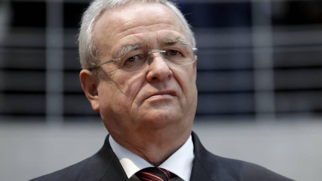 Ex-VW-Chef Winterkorn muss auch wegen Marktmanipulation vor Gericht