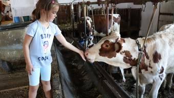 """""""Vo Buur zu Buur"""": Die Bauernhöfe der Regionen Baden und Zurzibiet öffnen ihre Tore"""