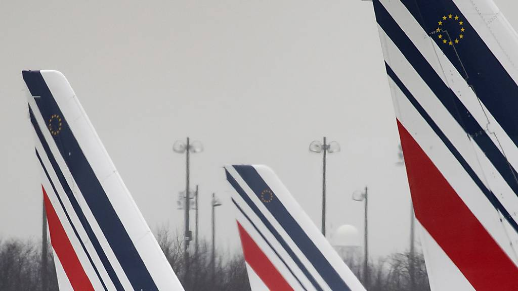Air France-KLM macht Milliardenverlust – trüber Ausblick