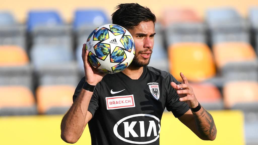 Miguel Peralta beendet seine Fussballerkarriere