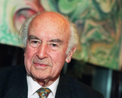 Der Schweizer Chemiker Albert Hofmann hat LSD entdeckt