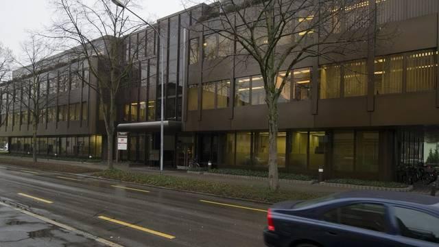 Petroplus-Hauptsitz in Zug: Dutzende Stellen werden gestrichen (Archiv)