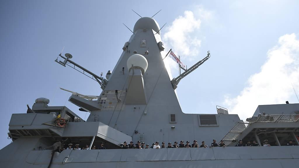 Niederlande werfen Moskau simulierten Angriff auf Kriegsschiff vor