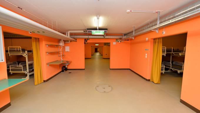 Das ehemalige Notspital beim Sunnepark könnte einfach als Impfzentrum ausgebaut werden.