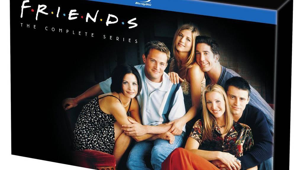 «It's happening» – Chandler bestätigt Friends-Reunion