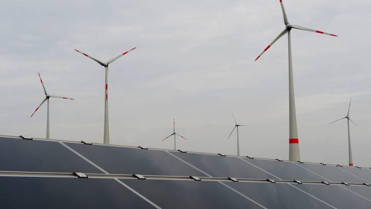 Die IWB haben 2011 mit 1576 GWh erstmals mehr Strom aus erneuerbaren Energien produziert als sie insgesamt mit 1568 GWh verkauften. (Symbolbild)